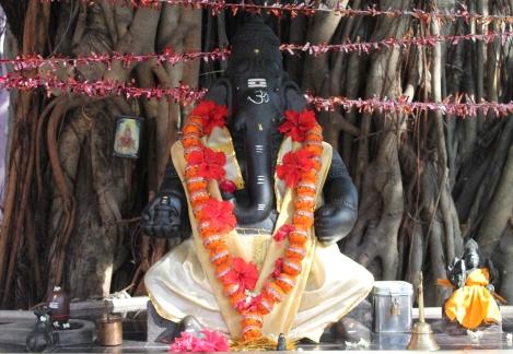 Om Śrī Mahā Gaṇapataye Namaḥ