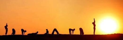 Texto | Conhecendo o Surya Namaskar, a Saudação ao Sol.