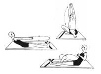 As séries de Pavana Muktasana: Exercícios para as articulações e para estimular o bom funcionamento intestinal