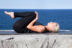 yoga para coluna