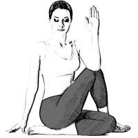 Benefícios do Yoga | Ardha Matsyendrasana