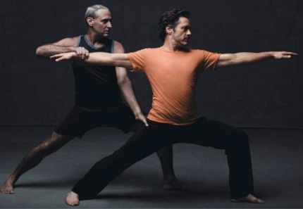 Aula particular de Yoga para iniciantes, idosos ou gestantes.