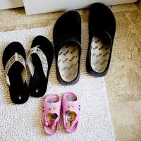 Texto | Yoga no dia-a-dia: Tirando os calçados também antes de entrar em casa