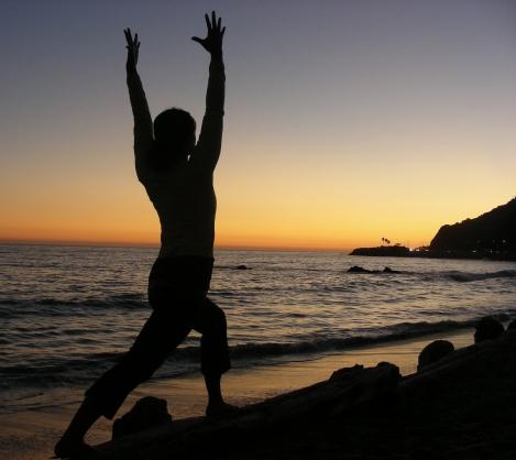 Não há yoga sem revolução interna
