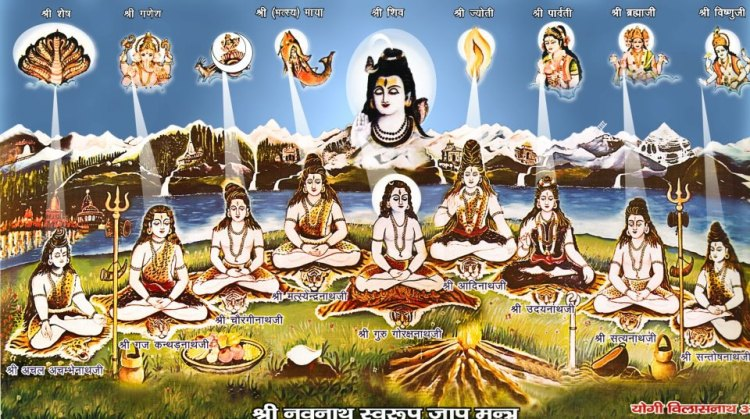 Os deuses, sábios, heróis e animais por trás dos nomes das posturas do Yoga