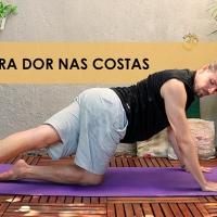Prática de Yoga para aliviar e prevenir dor nas costas