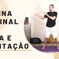 Rotina Matinal Completa com Yoga e Meditação