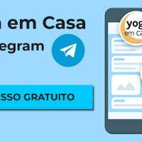 Yoga e Meditação no Telegram